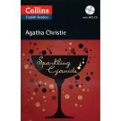 SPARKLING CYANIDE with CD - Collins English Readers