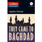 THEY CAME TO BAGHDAD with CD - Collins English Readers