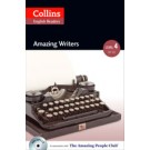 AMAZING WRITERS with CD Level 4 - Collins English Readers