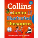 COLLINS JUNIOR ILLUSTRATED THESAURUS - Age 6+ **2nd Edition*