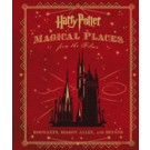 HARRY POTTER - MAGICAL PLACES FROM THE FILMS - Harper USA