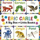WORLD OF ERIC CARLE,THE: BIG BOX OF LITTLE BOOKS