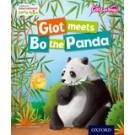 EARLY YEARS 3:Glot meets Bo the Panda - Oxford Glitterlings