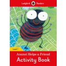 ANANSI HELPS A FRIEND - Ladybird Activity Level 1