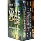 MAZE RUNNER,THE: Box Set - Delacorte