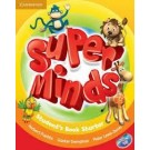 SUPER MINDS  STARTER - STUDENT`S with DVD-ROM
