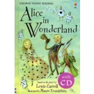 ALICE IN WONDERLAND - Usborne Young Reading 2 w/Audio CD