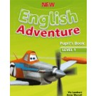 ENGLISH ADVENTURE 1-  PUPIL S  **New Edition**