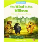 WIND IN THE WILLOWS,THE - Penguin Kids 4 Classic