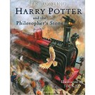 HARRY POTTER 1 - THE PHILOSOPHER`S STONE - *Illustrated Ed