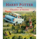 HARRY POTTER 2 - THE CHAMBER OF SECRETS - *Illus. Ed
