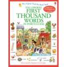 FIRST THOUSAND WORDS IN PORTUGUESE **New Edition**