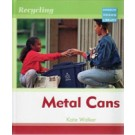 METAL CANS - RECYCLING