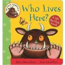 WHO LIVES HERE? - My First Gruffalo