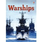WARSHIPS - Usborne Beginners Plus **New Edition**