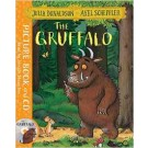 GRUFFALO,THE - Book and Audio CD  **New Edition**